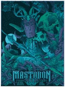 Mastodon Hunter 10inch