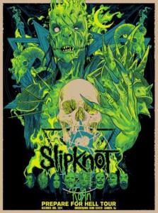Slipknot Green Variant 10in
