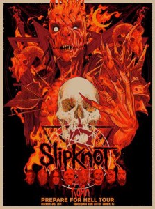 Slipknot Red 10in